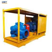 Pompe à eau à boîtier centrifuge électrique