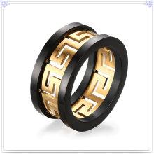 Joyería de acero inoxidable accesorios de moda anillo de moda (SR260)