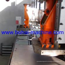 Linha de produção de tambor de aço Bohai para cobertura superior e inferior