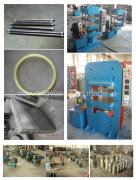 2014 Hot Sale High Technical Rubber Vulcanizer (XIB500*500*2)