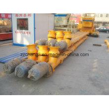 Lsy 219-4 / 6/8/9/10/12/15 Transportador de tornillo para la planta mezcladora de concreto