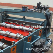 Trapezoidal Wall Panel Cold Forming Machine