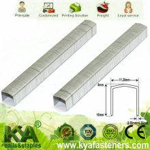 Jk Serie 694 Grapas para tejados e industria
