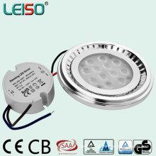 CRI80 12.5W 1100lm Refletor LED AR111 De Leiso (S012-G53-D)