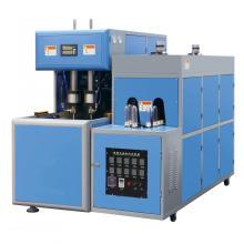 Máquina de moldagem por sopro semiautomática