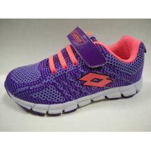 2016 Neue Ankunfts-Kinder, die beiläufige Jogging-Schuhe stricken