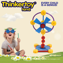 Preschool Educational Toy in Fine Motor Training Fan