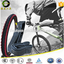 bicycle tyre/tires and color inner tube 700*18/23C