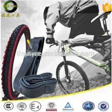 pneus/pneus de bicicleta e cor tubo interno 700 * 18/23 C