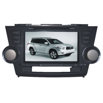 Yessun 8 Inch Car DVD for Toyota Highlander (TS8626)