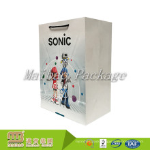 Gift Product Packaging Custom Your Own Logo A Luxury Oem Production Paper Shopping Bag