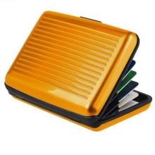 Kundenspezifischer Metall-ID-Kartenhalter