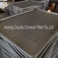 Stainless Steel Punched Mesh Screen Trays