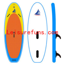 high pressure inflatable SUP for windsurfing