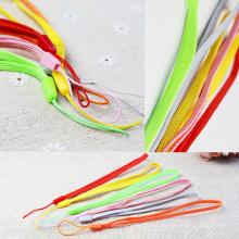 Cuerda U multicolor para cordón y cuerda de teléfono móvil