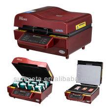 Máquina de la impresora 3D máquina de transferencia de vacío máquina de prensa de calor de la fábrica directamente