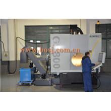 Gt1749V Roda do compressor do boleto de Turbo 724930 / 724930-0002 / 724930-0003 / 724930-0004 / 5/6/8 Impreller CNC usinou o fornecedor da fábrica 03G253019A África do Sul