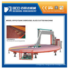 Bypq Foam Carrousel Cutting Machine