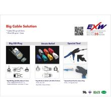 Fat Cable RJ45 Solution