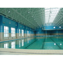 Long Span Steel Structure Pool Roof