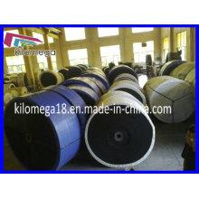 Gummiförderband, das nach Iran exportiert Breite 400-1200mm