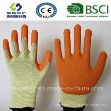 Latex Frost Handschuhe, Sandy Finish Sicherheits Arbeitshandschuhe (SL-R501)