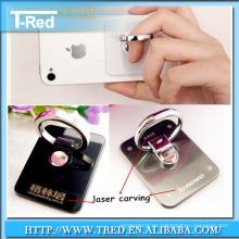 Soporte de anillo adhesivo PU para teléfono móvil