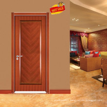 Popular design solid wood mahogany door E-S020
