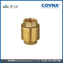 Válvula de retenção de bronze com preço