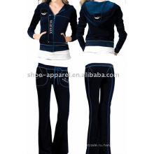 мода велюровые костюмы