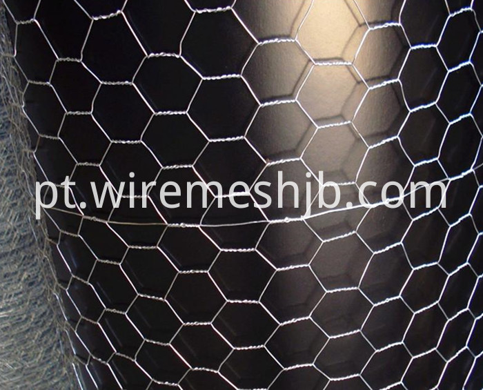 Hot-dip Galvanized Hexagonal Wire Netting