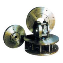 Ersatzteile für Strahltriebwerke - Radnabe