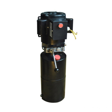 Mini hydraulic power unit for car lift