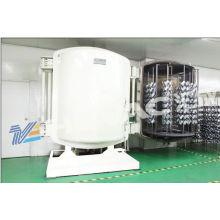 Máquina de revestimento de metalização de vácuo de alumínio plástico