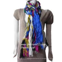 Шерстяная мода печатных платок (IMG0577)