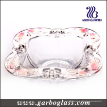Square Bowl de vidro (GB1607YJX / P)