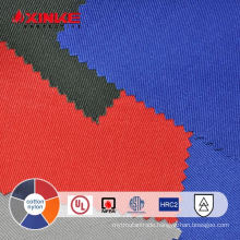 cotton and nylon non flammable fabric for workwear