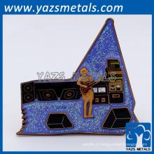 Custom customized metal baged
