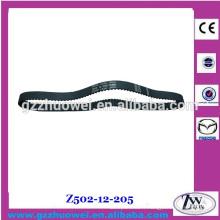 Excellent Automobile Parts Original Japan Timing Belts pour Mazda 323, Haima Family Z502-12-205