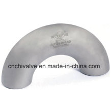 Ss Stainless Steel Seamless Pipe Elbow 180 Degrees