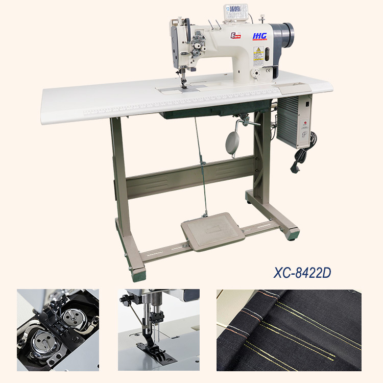 Double Needle Sewing Machine 8422d