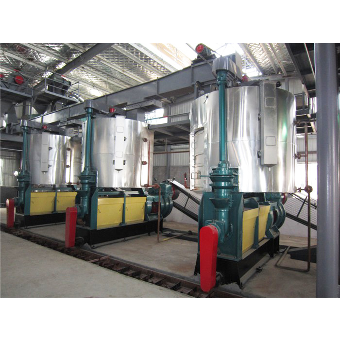 Cooking Oil Extraction Line