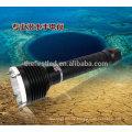 JEXREE Factory Led wiederaufladbare leistungsstarke 3xCREE XM-L2 Tauchen Taschenlampe