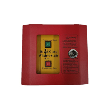GAS System Emergency Start/Stop Call Point