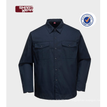 Construction Worker Industrial Tc cotton workwear shirt