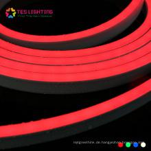 IP68 Wasserdichtes 24V Flex RGB / W LED Neonlicht