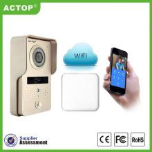 Cámara de seguridad con timbre inteligente WIFI