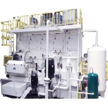 The aluminium washing equipment