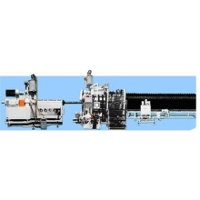 Extrusion Line For Steel Plastic Spiral pipe