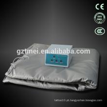 Sauna emagrecimento corpo envoltório aquecimento infravermelho térmico emagrecimento cobertor à venda